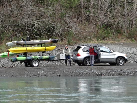 Smith River Kayaks