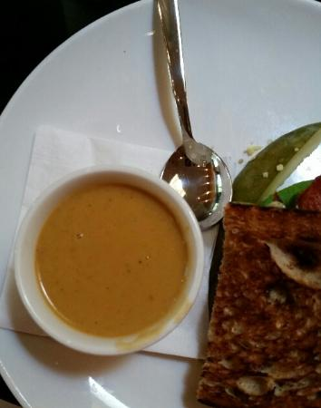 The Weathervane Cafe: A Delicious Lobster Bisque for Grownups