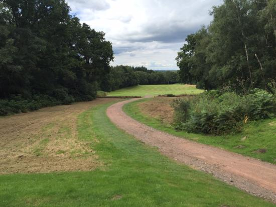 Cottesmore Golf and Country Club: Stunning views