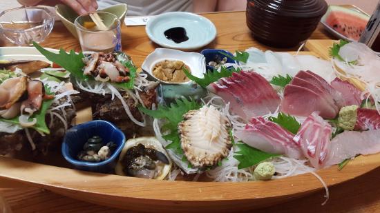 Chigaso : 夕食