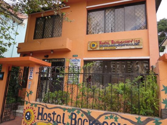 Backpackers' Inn: Backers Hostel, Quitro Ecuador