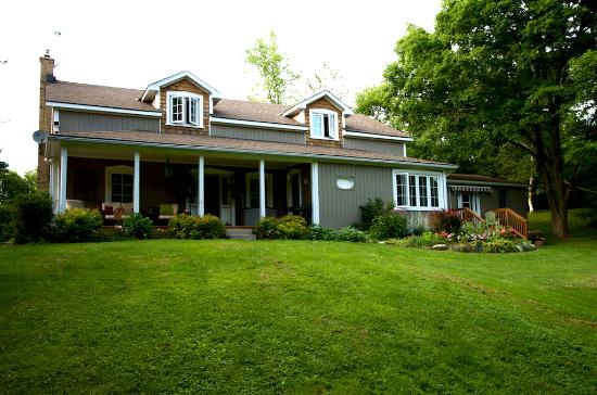 Walkerbrae House sits on one acre on the edge of Guelph