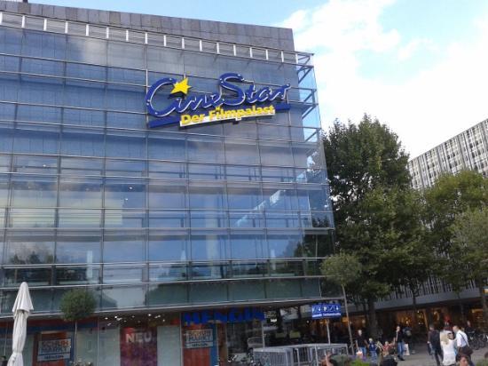 Erlangen Kino Cinestar