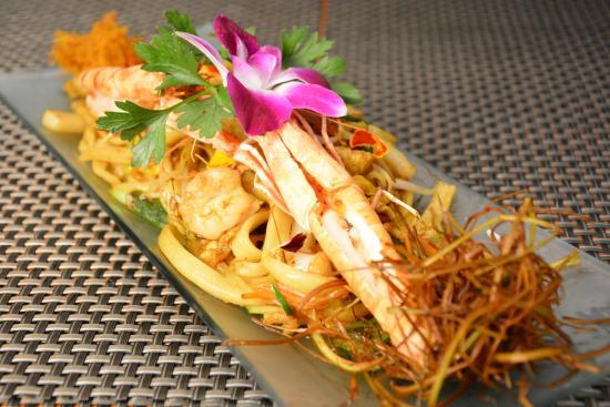 Restaurant Sakura Sushi & House : ramen saltato