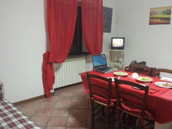 Agriturismo Sant'Erasmo : Appartamento Eucalipto