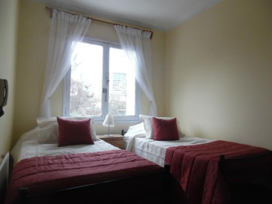 Quinchamali Hostel: habitacion doble