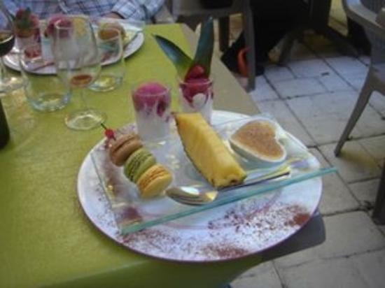 Le Medieval: L'assiette des plaisirs goourmants
