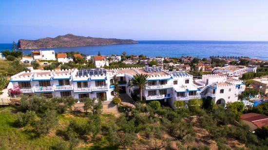 Folia Apartments: Aerophoto
