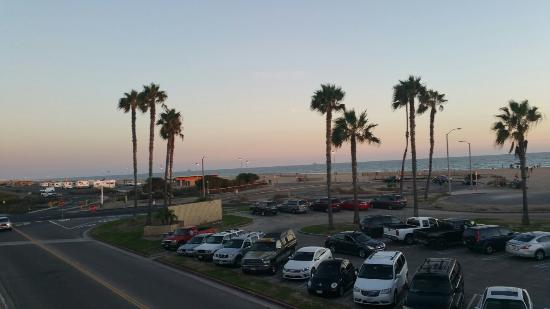 Travelodge Ocean Front: View from the room