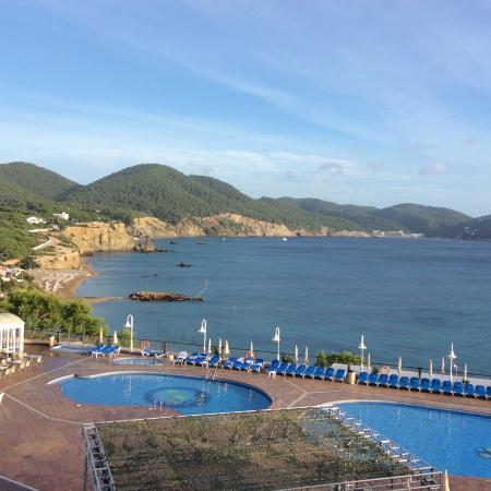 Invisa Hotel Club Cala Verde: Vista