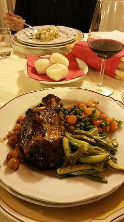 Le Querce del Vareglio : Fantastisk mat og service