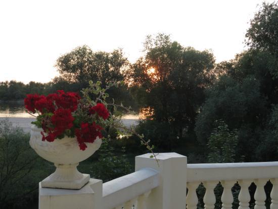Opole Lubelskie, Poland: particolare verso il fiume