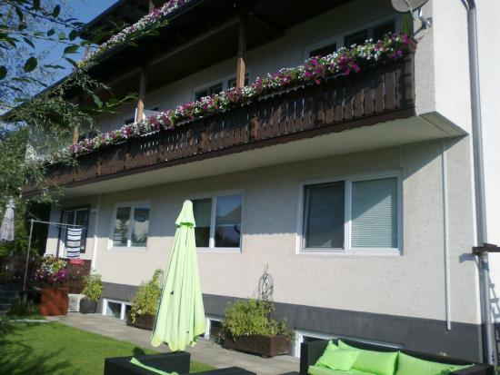 Steindorf, Австрия: Pension Adlerhorst