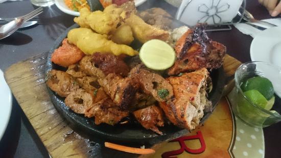 Bukhara la Cocina Hindu