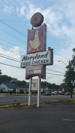 ‪Maryland Fried Chicken‬