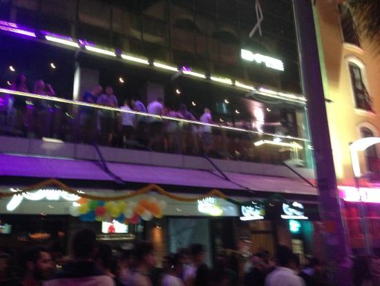 Soho Lounge: Rua do Soho