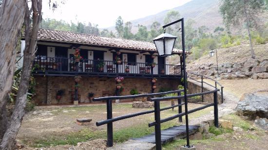 Hospederia Duruelo: Habitaciones