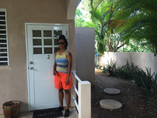 Casa de Tortuga: Eith was very sweet and hospitable! We will stay again! Super clean! Super affordable! Everythin