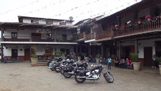 Hotel Sierra Paraiso: MAZAMITLA CENTRO