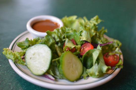 Sheep Mountain Lodge: Salad