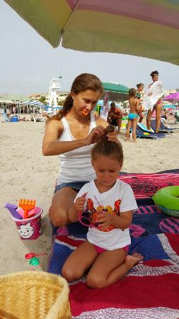 Playa L'Ampolla