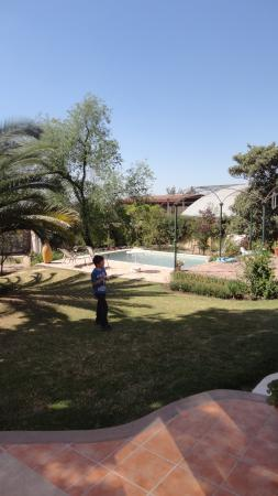 Bo Hotel de Encanto & Spa: Parque