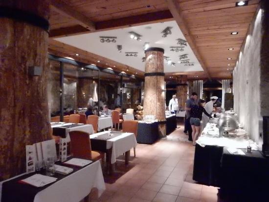 Bianca Resort & Spa: le restaurant