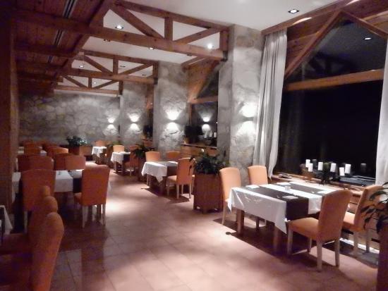 Bianca Resort & Spa: dans le restaurant