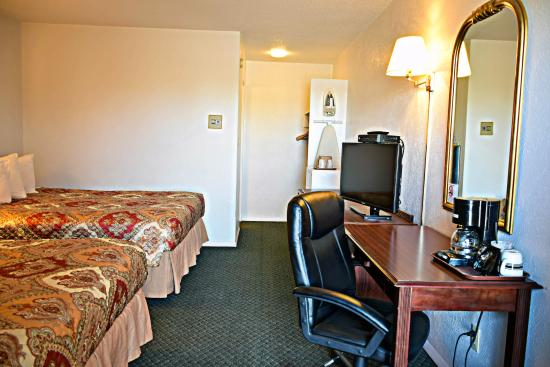 StageCoach Motel: 2Queenbed