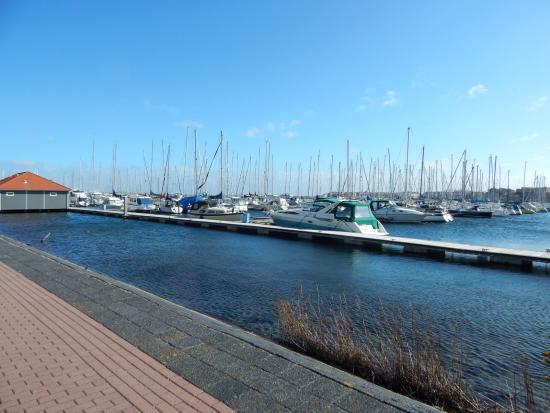 Fa ade picture of center parcs port zelande ouddorp for Port zelande map