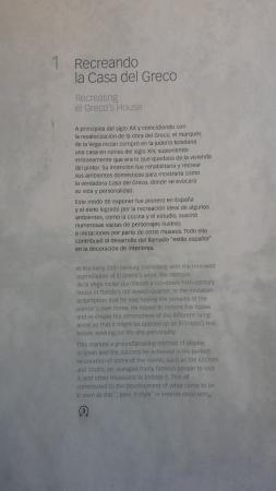 Interpretation in Spanish and English - Picture of Museo del