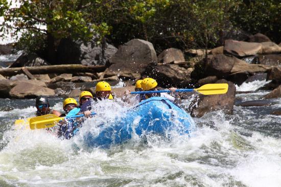 Ducktown, TN: The team going under