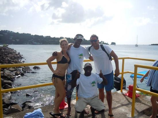 Solomon Water Taxi & Tours: Solomon & Crew