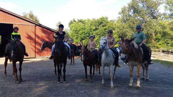My Saddle Brook Farm: Family Fun!