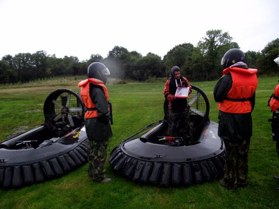 Outdoors and Dirty Extreme: Safety Talk
