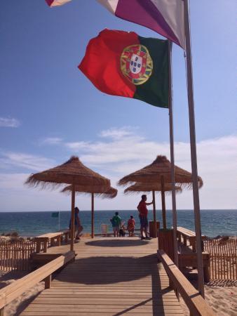 Vilar do Golf: View of the beach