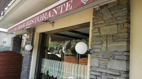 L 39 esterno del ristorante photo de osteria del for L esterno del ristorante sinonimo
