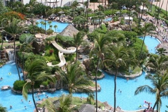 The Westin Maui Resort Spa Ka Anapali Lahaina Hi Usa