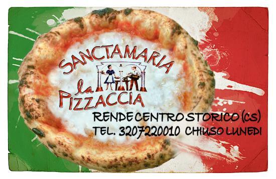 Sancta Maria la Pizzaccia Dal 1995