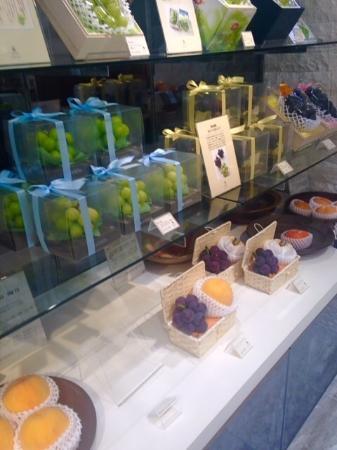 Sunfruits, Tokyo Midtown