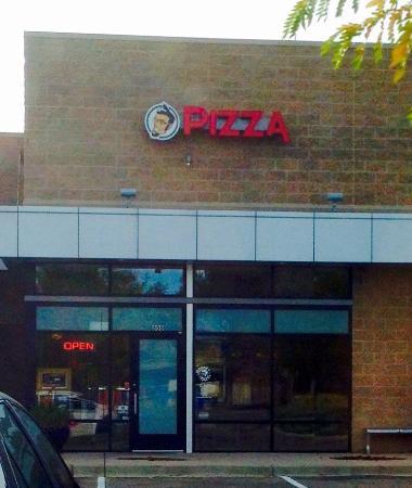 Englewood, Κολοράντο: Jeromes Pizza, a gem