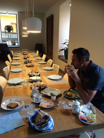 Hotel Marina Piccola: Breakfast at Marina Piccola