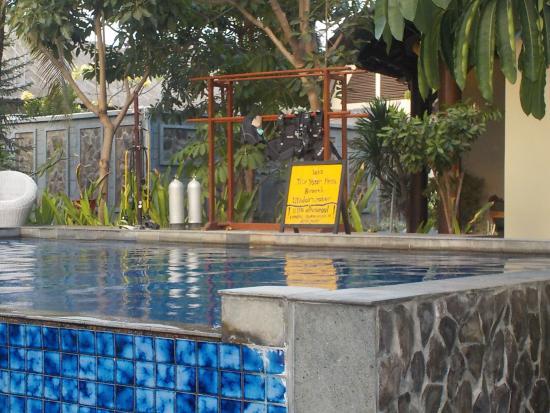 Aston Sunset Beach Resort: deep pool