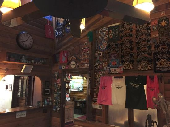 Kitzhof Inn: Lobby