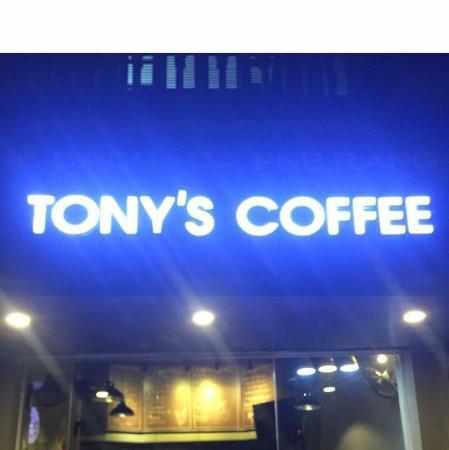 Tony's Coffee Express