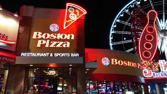 locational analysis of boston pizza Needs analysis – boston pizzadoc - download as word doc (doc), pdf file (pdf), text file (txt) or read online i lo ko.