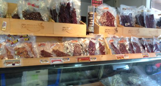 Longview, Kanada: meat packets