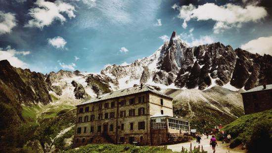 the old hotel picture of montenvers mer de glace train chamonix tripadvisor. Black Bedroom Furniture Sets. Home Design Ideas