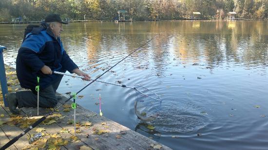 рыболовный в звенигороде