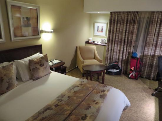 ‪‪City Lodge Hotel Johannesburg Airport - Barbara Road‬: Standard Room‬